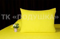 Купить желтые махровые наволочки на молнии в Ростове на Дону