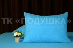 Купить голубые махровые наволочки на молнии в Ростове на Дону