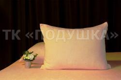 Купить персиковые махровые наволочки на молнии в Ростове на Дону