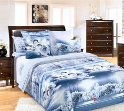 Купить постельное белье из бязи «Лебединое озеро» в Ростове на Дону