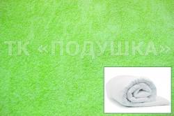 Купить салатовый махровый пододеяльник  в Ростове на Дону